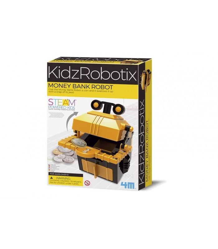4M KidzLabs- Robot Spaarbank